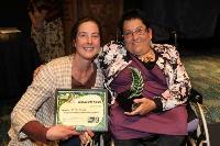 Sarah James ecowise award-959